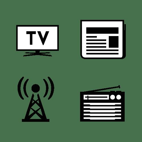 Campañas publicitarias en medios medios-comunicacion