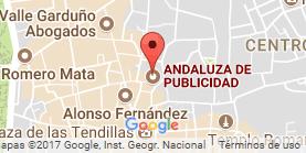 Ubicacion Andaluza de Publiciad